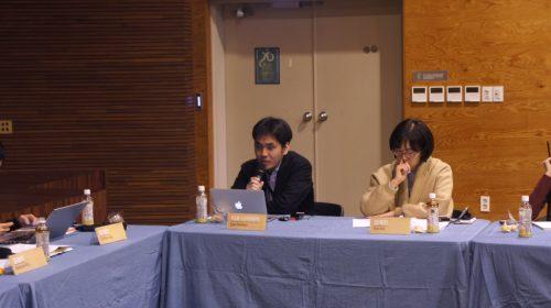 청년허브컨퍼런스 동아시아기자들 나카하라 잇포